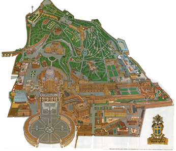 Městský stát Vatikán má novou legislativu o udělování ...